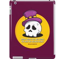 Chilliam Shakesfear iPad Case/Skin