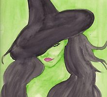 Wicked Witch of the West by LilyElizabeth