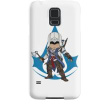 Connor Kenway Chibi: Assassin's Creed 3 Samsung Galaxy Case/Skin