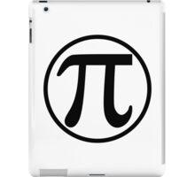Pi number iPad Case/Skin