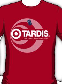 TARDIS / Target (Doctor Who + Target Store mashup) T-Shirt