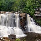 Blackwater Falls, a West Virginia Icon by Kenneth Keifer