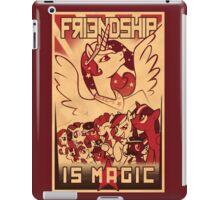 Friendship is Magic iPad Case/Skin