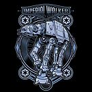 Imperial Walker by buzatron