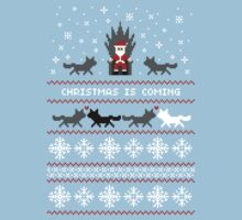 Christmas Is Coming Santa Edition  T-Shirt