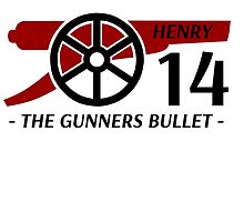 Henry Gunners Bullet by RaykwonTheChef