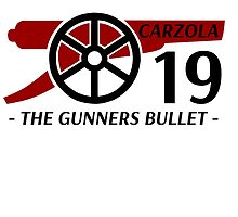 Carzola Gunners Bullet by RaykwonTheChef