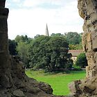 Quintessentially England -31- Castle View by Francis Drake