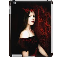 The New Queen - On The Edge of Greatness iPad Case/Skin