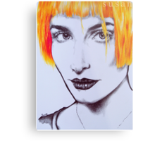Hayley Williams 02 Metal Print
