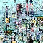 Blue Metropolis by Andy Mercer
