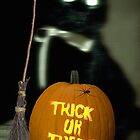 Trick or Treat ! by Nancy Richard