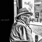Candid-Man by © Kira Bodensted