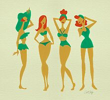 Ginger Babes by Cat Coquillette