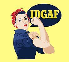 IDGAF by Boogiemonst
