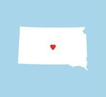 South Dakota Love by Maren Misner
