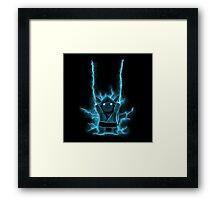 Thunder! Framed Print