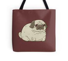 Worried Wrinkles Tote Bag