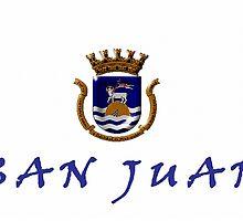San Juan Shield by siglorstudios