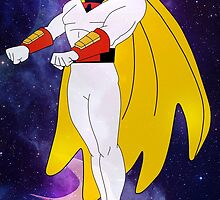 Space Ghost by Kyle Goodman