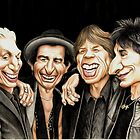 Old Rockers - Gimme Shelter by Margaret Sanderson