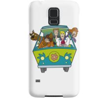 Scooby Doo Cartoon Funny 3 Samsung Galaxy Case/Skin
