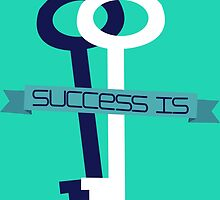 Key to Success 2 by melissahattie