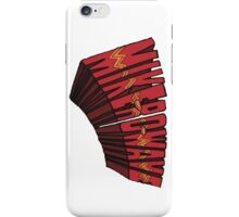 // Mike-Ro-Wave // Don't Stop Heroes // Michael // iPhone Case/Skin