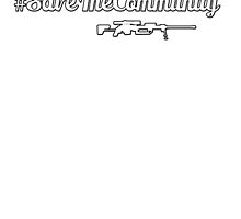 #SaveTheCommunity by TeamPineapple