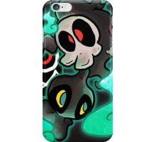 DUSKULL AND SHUPPET iPhone Case/Skin