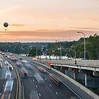 Sunset Expressway - Philadelphia, PA by Jason Heritage