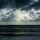 The storm clouds gathering............! by Roy  Massicks