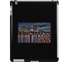 View From The South Bank - Portland Oregon iPad Case/Skin