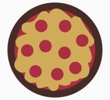 Pizza Salami pepperoni by Designzz