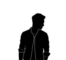 Riley McDonough Silhouette by Emily Starks