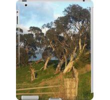 Sheehans Road, Romsey, Sunrise iPad Case/Skin
