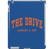 The Drive iPad Case/Skin