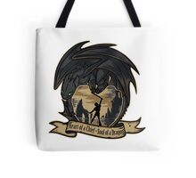 Heart of a Chief, Soul of a Dragon Tote Bag