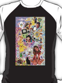 90's, childhood. T-Shirt