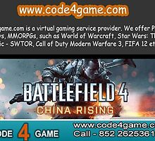 Activation Code for PC Games - Cheap FIFA 15 Game Code - Battlefield Hardline Cdkey by ZachCarson