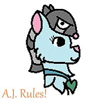 A.J. Rules by debsdesigns