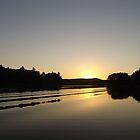 Lake Sunset by Kay Reynolds