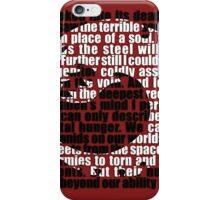 Tyranid Sigil iPhone Case/Skin