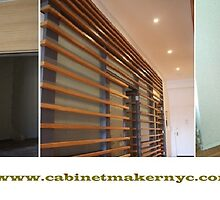 Manhattan Cabinetry New York by cabinetmaker25