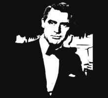 Cary Grant In A Tux by Museenglish