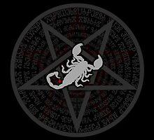 Scorpion Ritual by HilaryHeffron