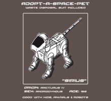 Adopt-A-Space-Pet Kids Clothes