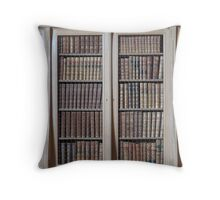 Beauty Of the Binding Throw Pillow
