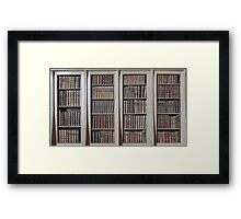 Beauty Of the Binding Framed Print