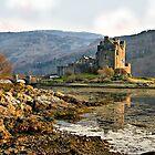 Eilean Donan Castle Scotland by jacqi